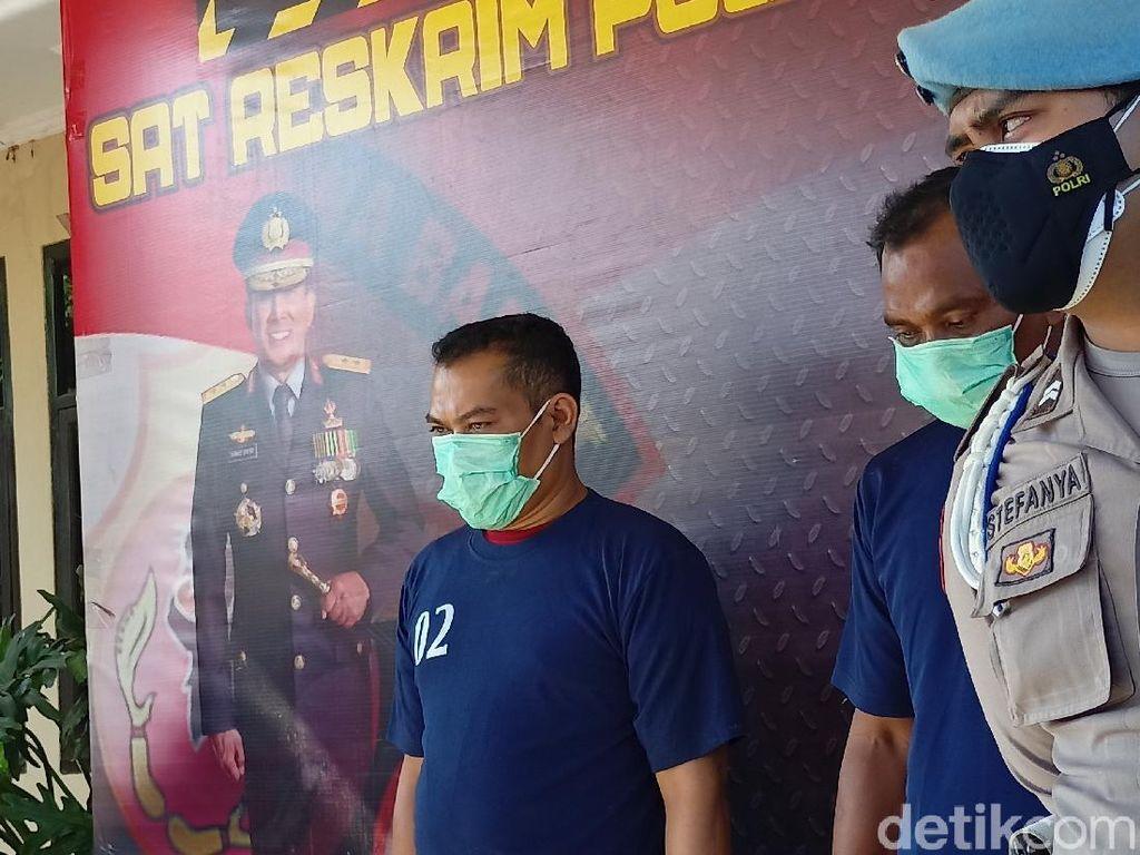 2 Pelaku Spesialis Pembobol Toko di Bandung Ditangkap, Satu Residivis