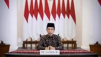 Jokowi Perpanjang PPKM Level 4 hingga 9 Agustus
