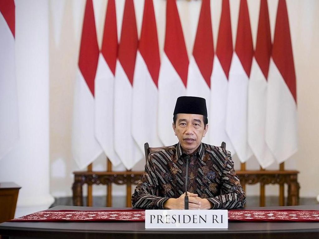 Pernyataan Lengkap Jokowi Lanjutkan PPKM Level 4 sampai 9 Agustus