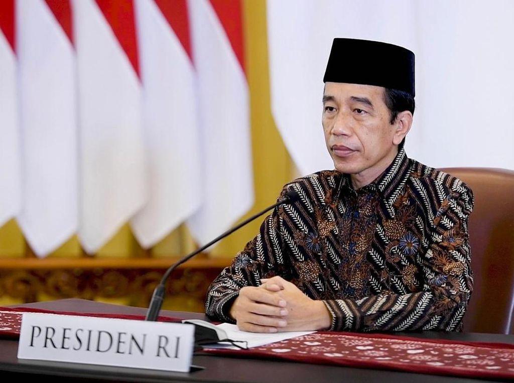 Tekad Jokowi Ingin Indonesia Jadi Produsen Teknologi