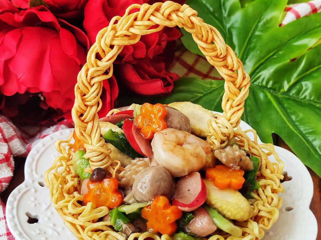 Resep Pembaca: Tamie Capcay ala Restoran Chinese Food yang Renyah Segar