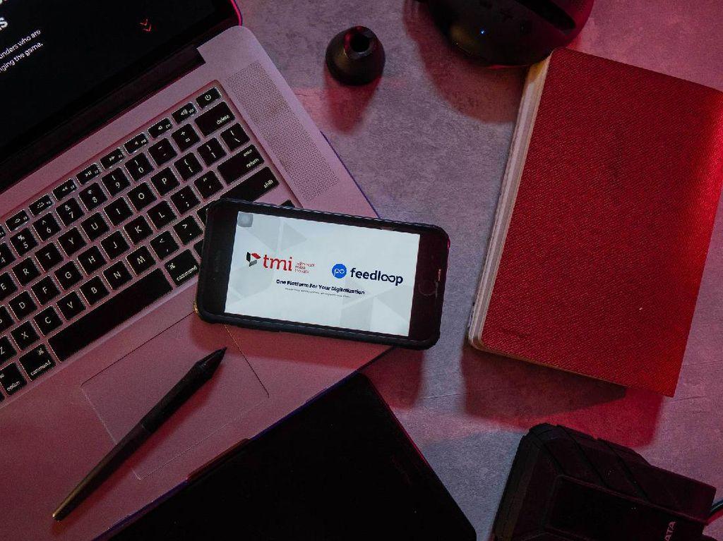 Telkomsel Suntik Dana Segar ke Startup Feedloop