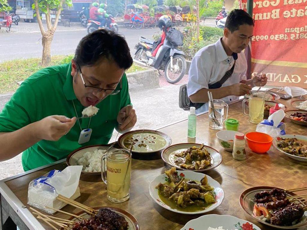 Wamendag Jajal Sendiri Makan di Bawah 20 Menit, Bisa?