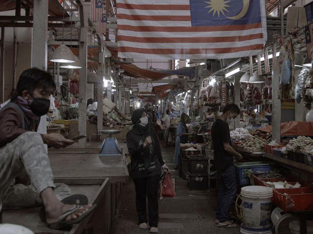 Pantesan Heran, Ini Perbandingan Kasus Aktif Corona Malaysia Vs RI Sepekan