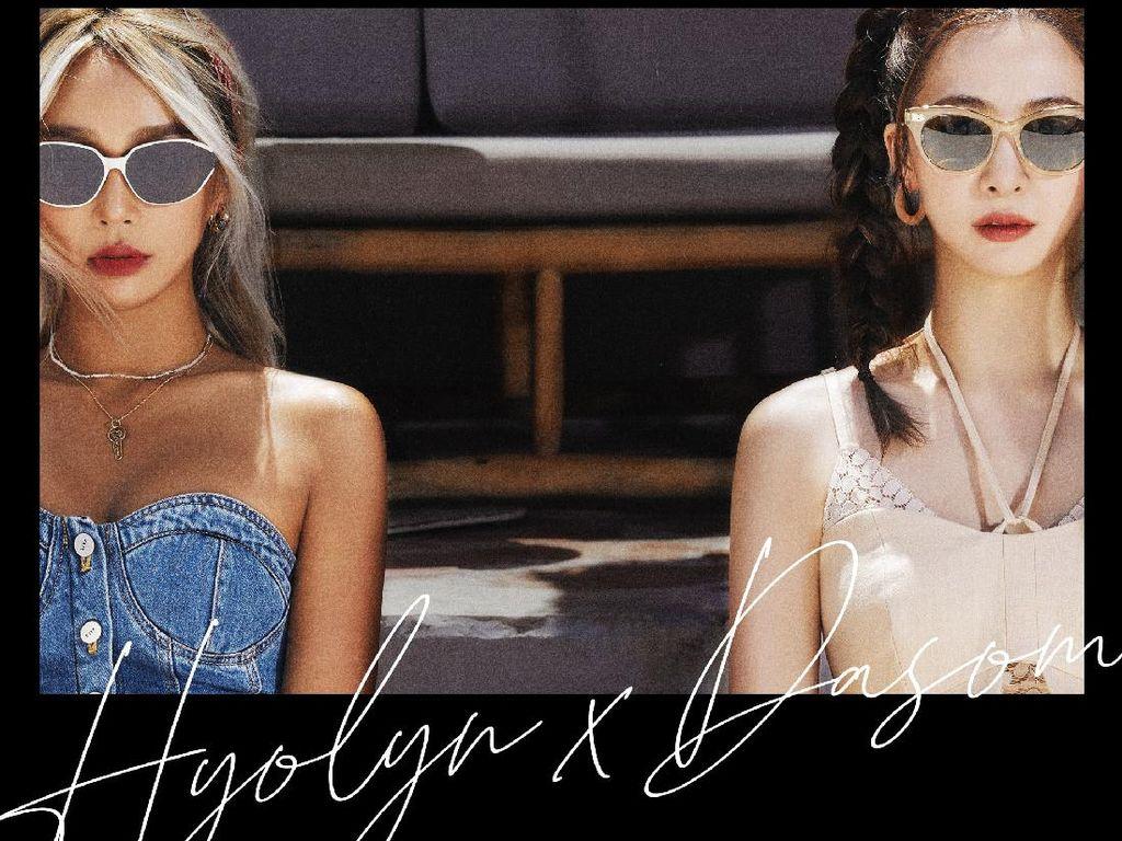 Summer Queen is Back! Hyolyn-Dasom SISTAR Rilis Lagu Bareng 10 Agustus