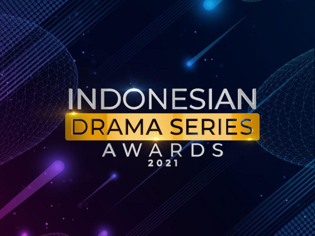 Indonesian Drama Series Awards 2021 Siap Digelar