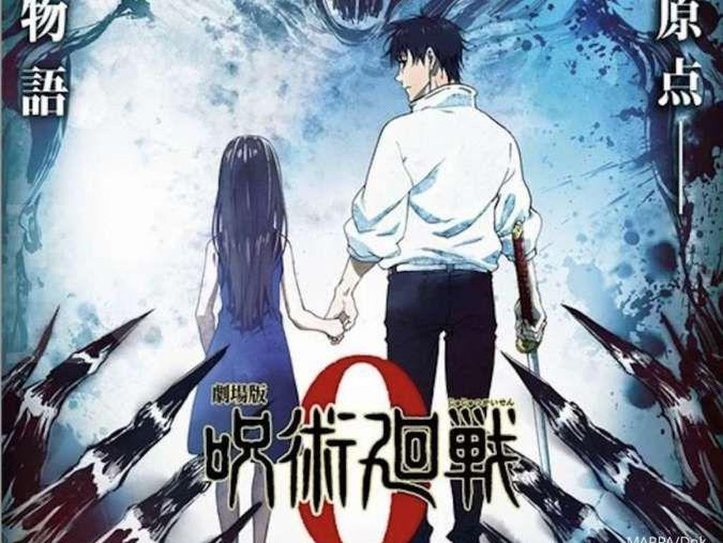 Manga Jujutsu Kaisen Bersinar Lagi