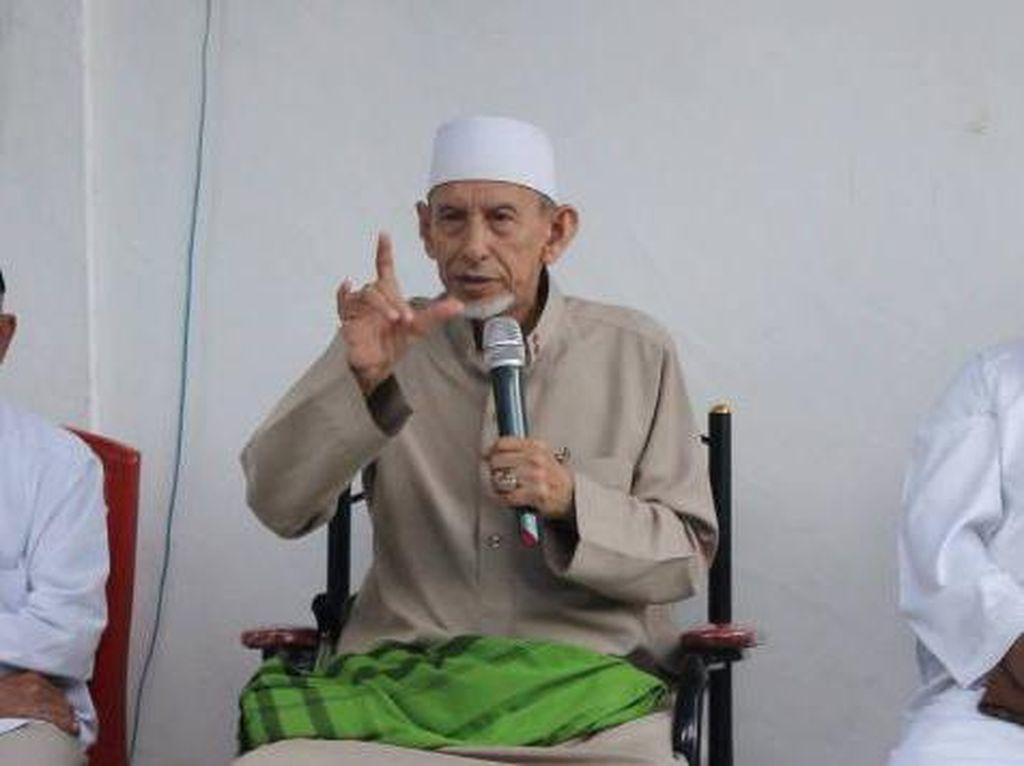 Innalillahi, Habib Saggaf bin Muhammad Aljufri Tutup Usia