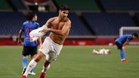 Olimpiade Tokyo 2020: Kalahkan Jepang, Spanyol Jumpa Brasil di Final