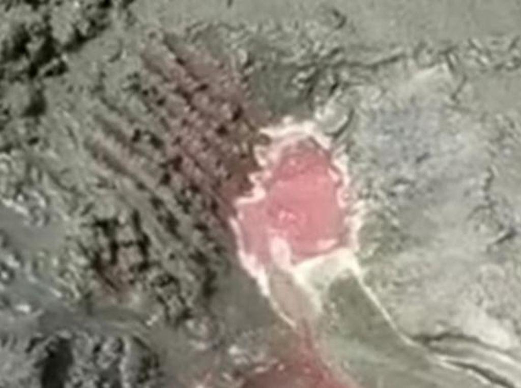 Heboh Pantai Keluarkan Darah di Banyuwangi yang Masih Jadi Teka-teki