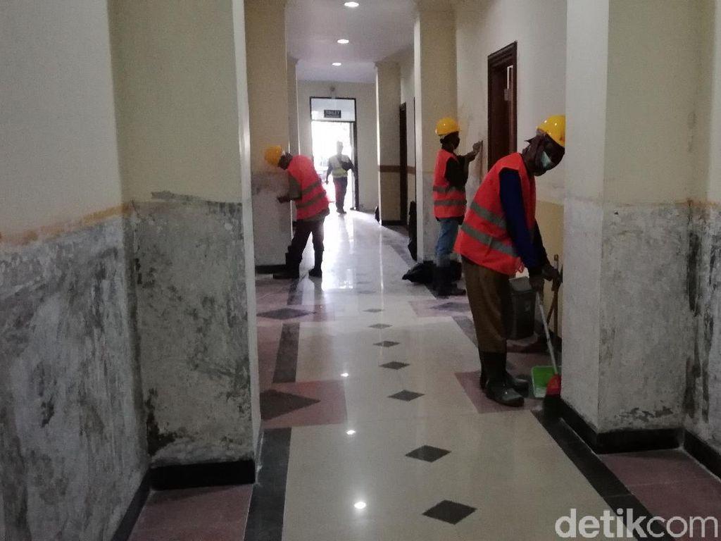 RS Darurat COVID Asrama Haji Donohudan Ditargetkan Rampung 5 Agustus