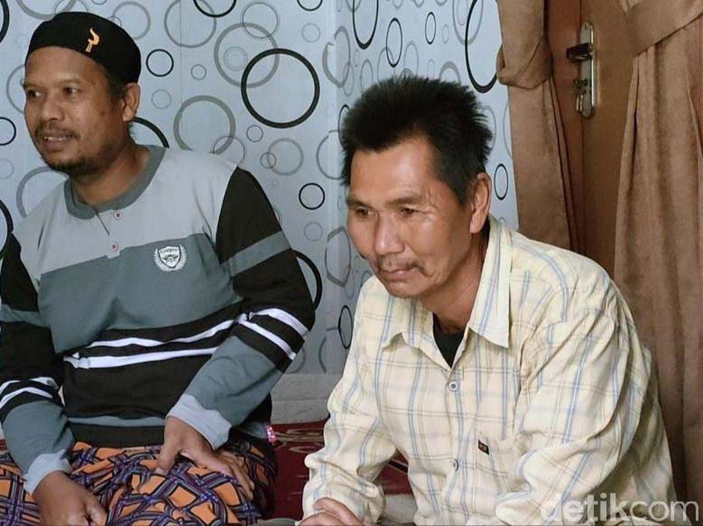 Seorang Dermawan Akan Belikan Rumah untuk Pria Nasi Padang Goceng