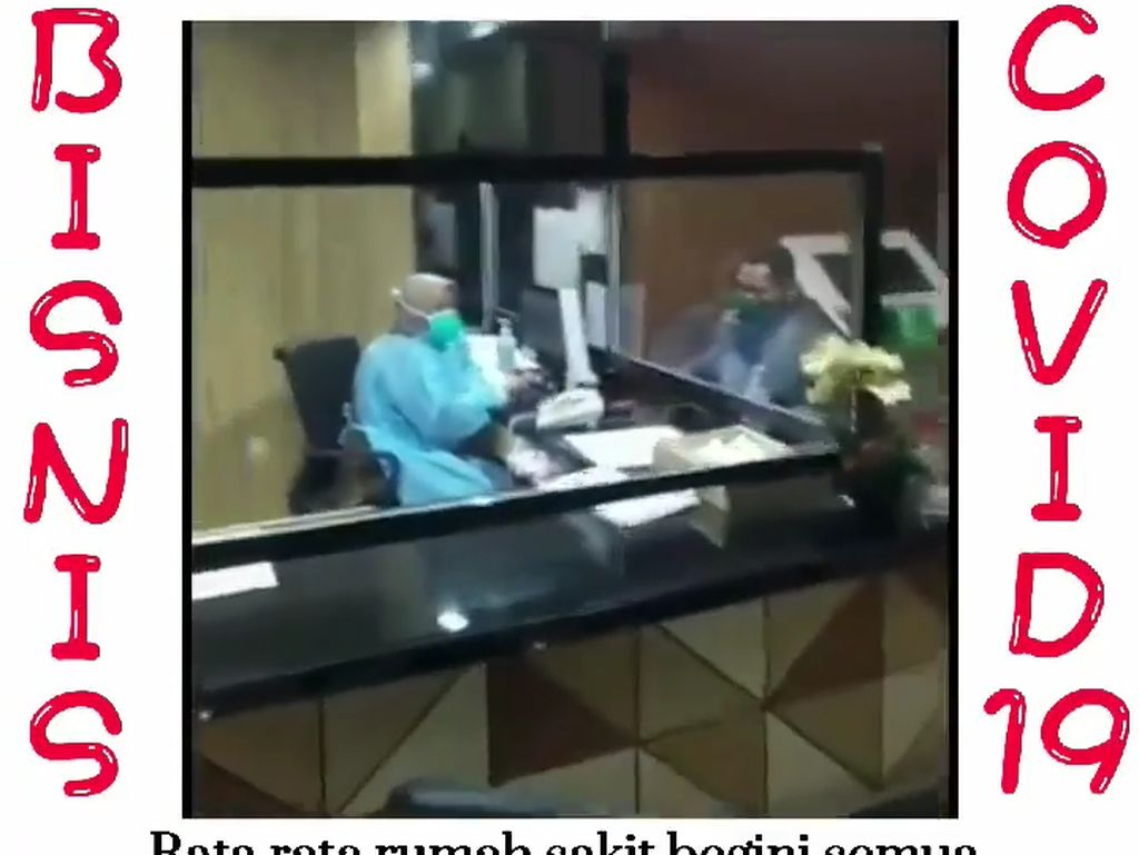 Intimidasi Nakes RSUD BDH Surabaya Dipicu Dugaan Peng-COVID-an Pasien