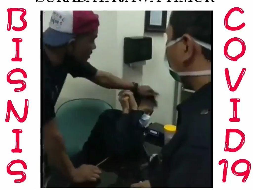 Tuduhan RSUD BDH Surabaya COVID-kan Pasien yang Berakhir Damai