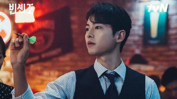Song Joong Ki jadi Consigliere dalam drama Vincenzo/Foto: allkpop.com