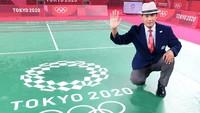 Wahyana, Guru SMP Gunungkidul di Final Tunggal Putri Olimpiade 2020