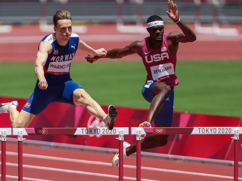 Mengenal Super Shoes Andalan Atlet Olimpiade yang Jadi Kontroversi