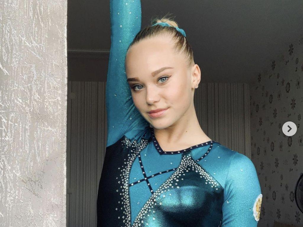 10 Foto Atlet Rusia Peraih Medali Olimpiade Tokyo yang Kecantikannya Viral