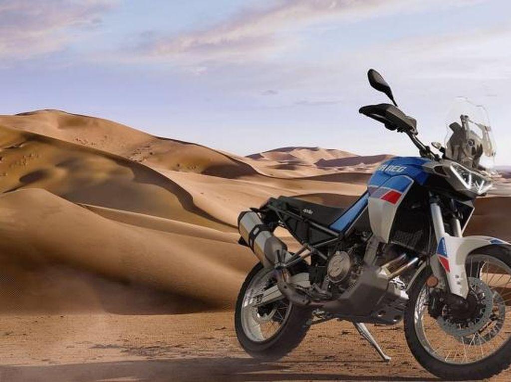 Aprilia Tuareg 660 Diperkenalkan, Motor Petualang Baru Negeri Pizza