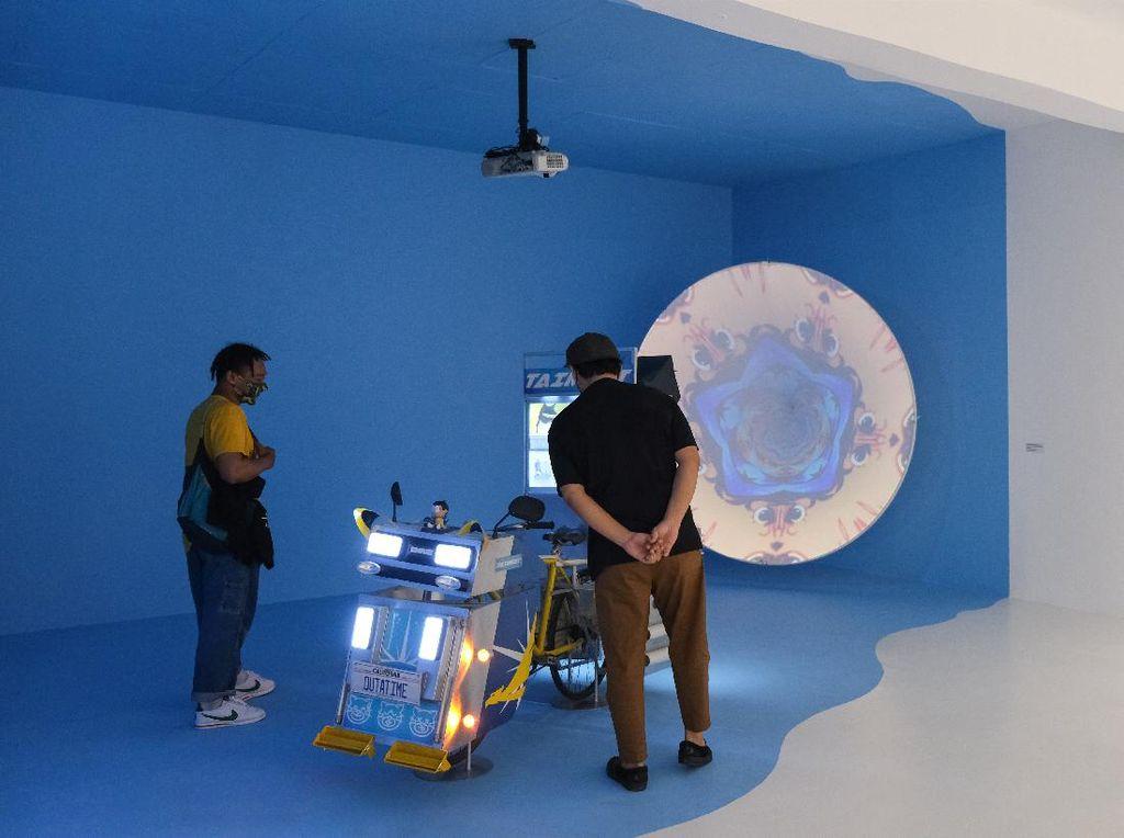 ARTJOG 2021 Digelar Daring hingga PPKM Darurat Dilonggarkan