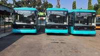 Bus Listrik untuk TransJakarta Masih Impor Penuh dari China