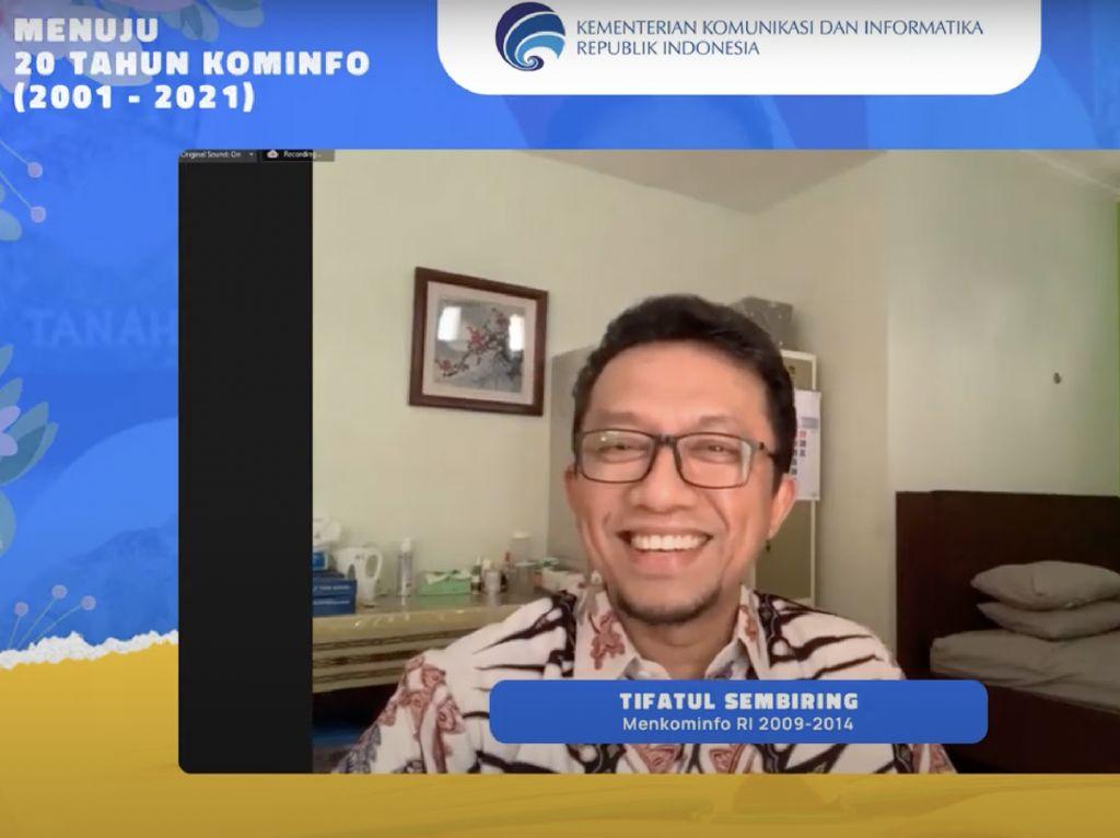 Tifatul Sembiring: Suntik Mati TV Analog Sudah Lama, Tapi ...