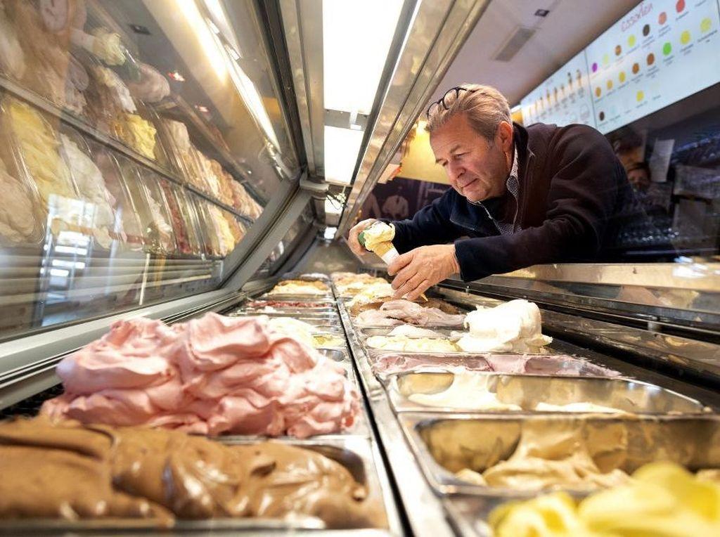 Butuh Waktu Seabad Lebih Bagi Austria untuk Makan Gelato