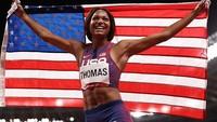 Gabby Thomas, Calon Epidemiolog Lulusan Harvard Peraih Medali Olimpiade