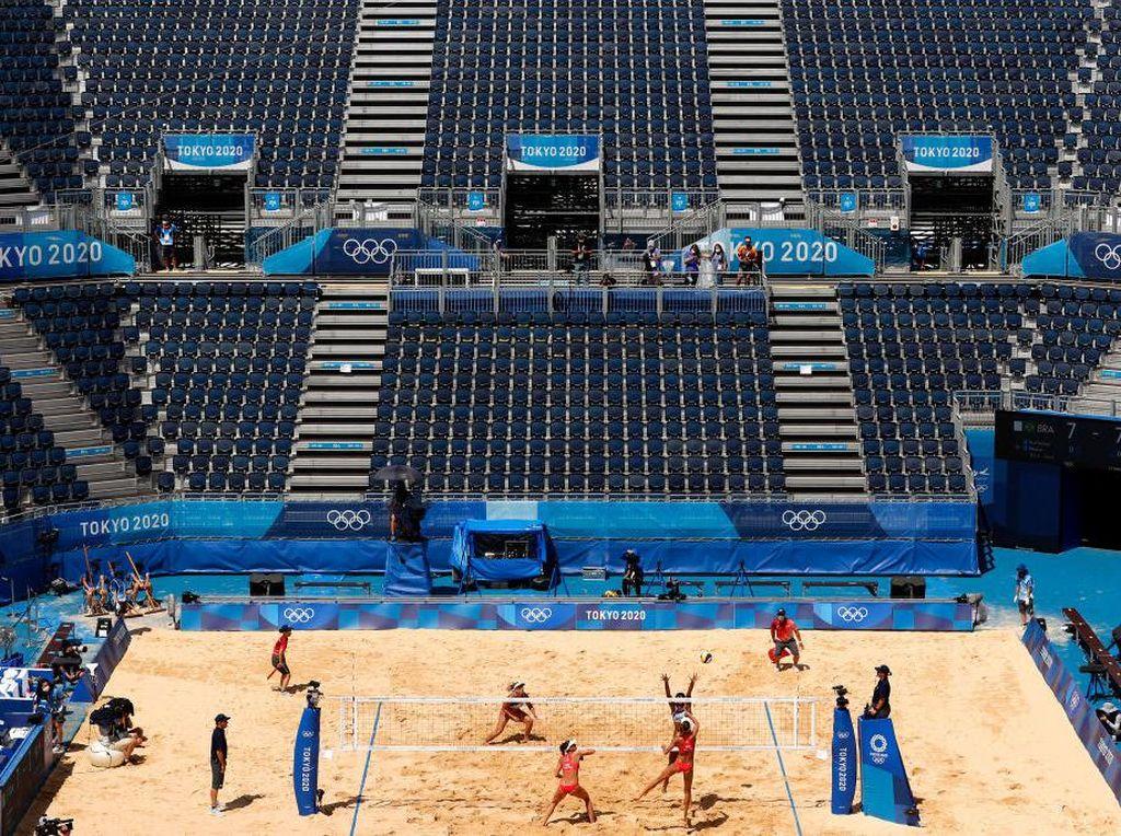 Voli Pantai: Sejarah, Ukuran Lapangan, dan Aturan Main