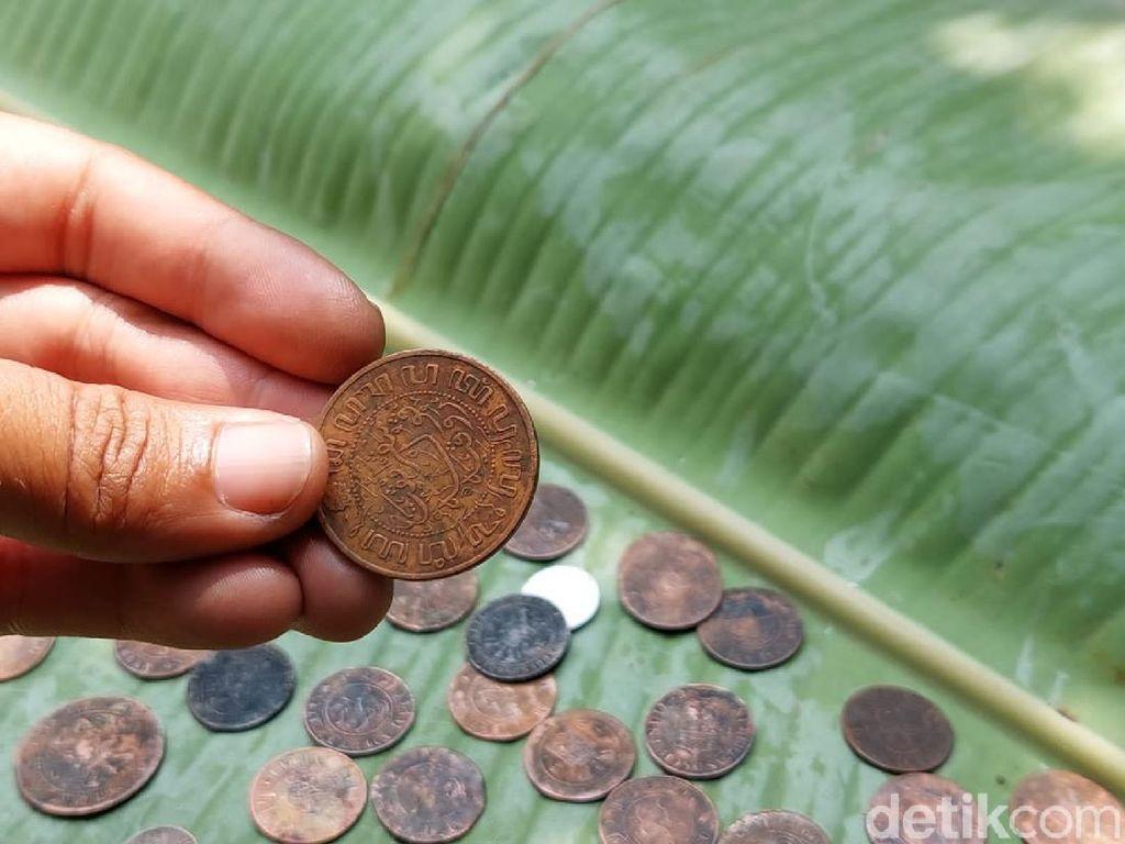 Ini Kata Kolektor Barang Antik soal Koin Kuno Temuan Warga Bandung Barat