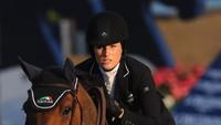 10 Potret Cantik Putri Bruce Springsteen, Atlet Berkuda di Olimpiade Tokyo