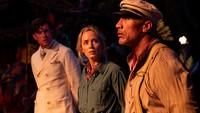 Daftar Film Paling Laris Minggu Ini, Jungle Cruice Memimpin