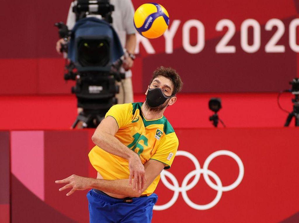 Atlet Ini Ngotot Pakai Masker Saat Tanding Olimpiade Tokyo, Alasannya Bikin Haru