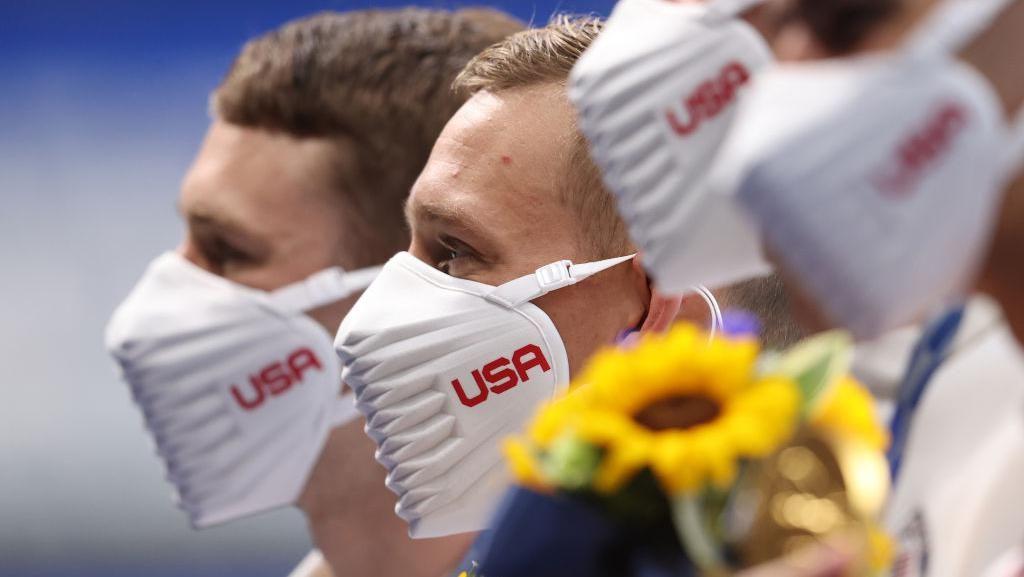 Masker Keren Tim Olimpiade AS Ini Tuai Kontroversi, Ada Apa?