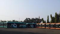 Mayasari Bakti Siapkan 30 Bus Listrik untuk TransJakarta, Bisa Ngaspal Tahun Ini