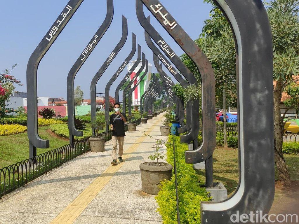 Pesona Alun-alun Cianjur, Wisata Instagramable Murah Meriah