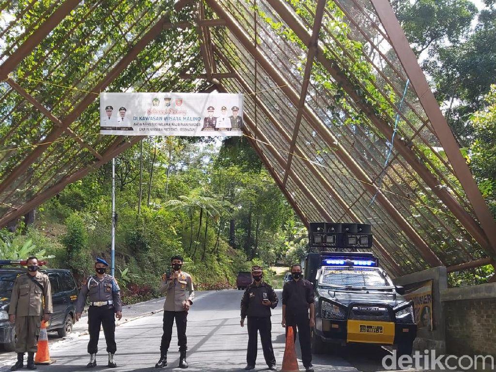 PPKM Level 3, Seluruh Objek Wisata di Malino Ditutup Sementara