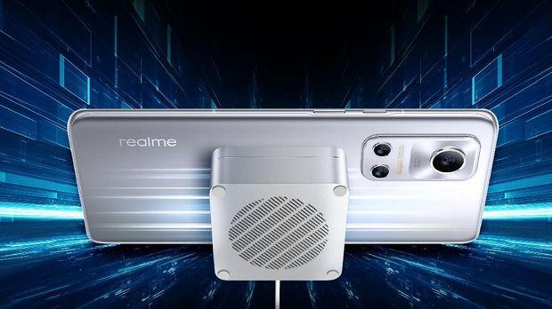 Pengisi daya nirkabel Realme MagDart