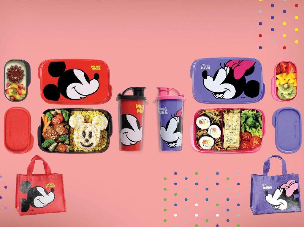 Tupperware dan Disney Hadirkan Meals Set Mickey & Minnie Mouse