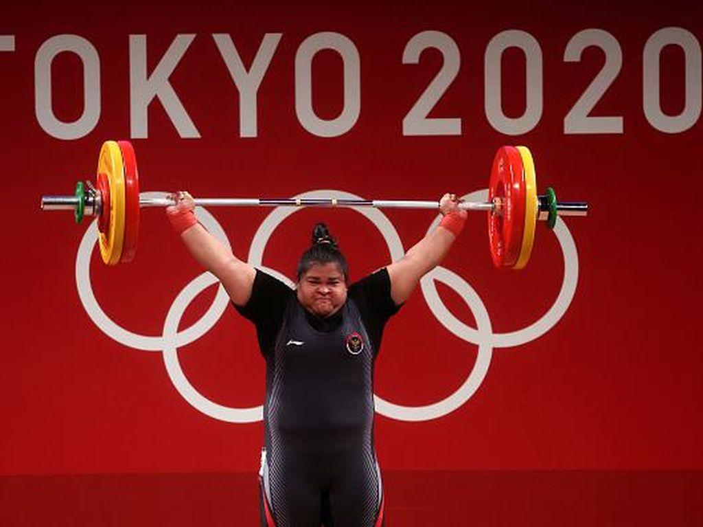 Daftar Perolehan Medali Olimpiade Tokyo 2020 Update Jumat (6/8/2021)