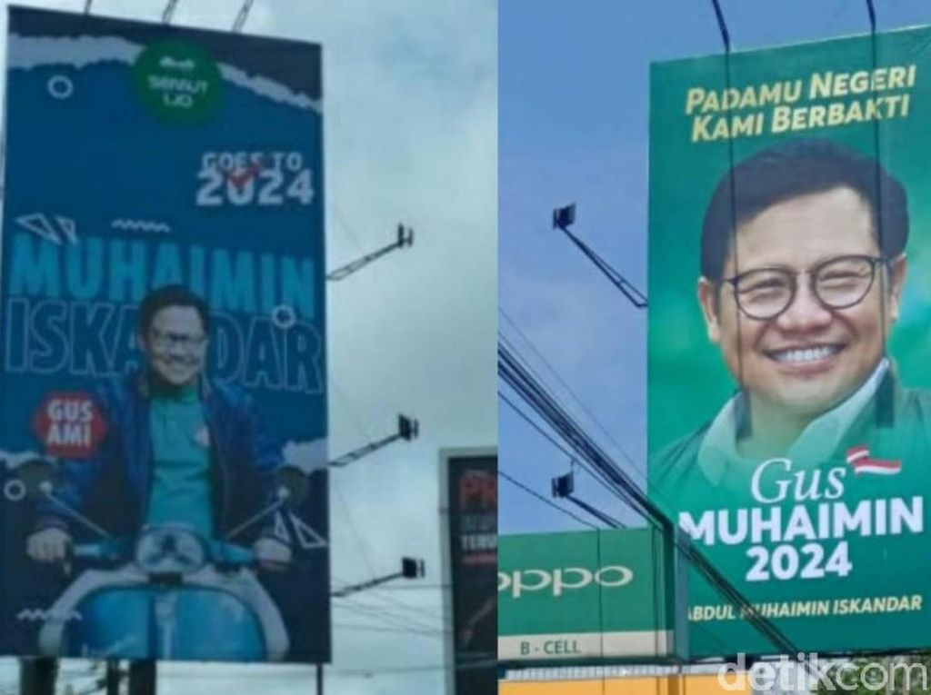 Jika Maju Pilpres 2024, Gonta-ganti Nama Muhaimin Iskandar Dinilai Merugikan