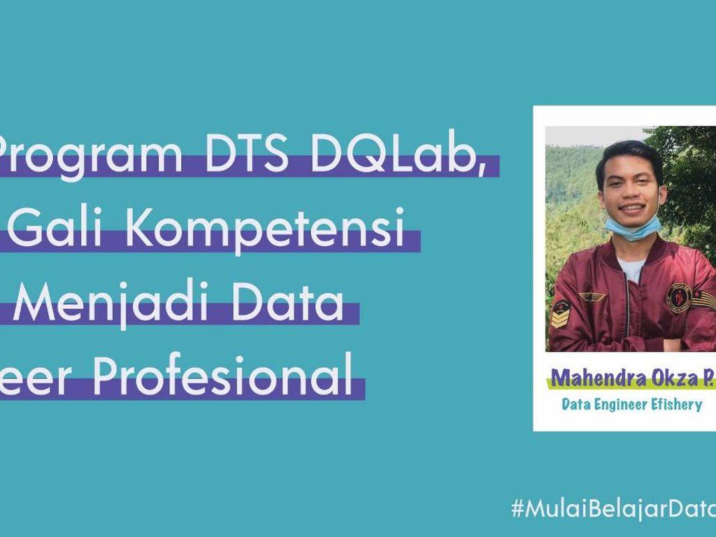 Beasiswa DTS DQLab Bantu Lulusan Unbraw Jadi Data Engineer Profesional