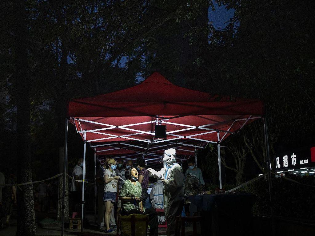 China Mengklaim Berhasil Kendalikan Wabah Corona Varian Delta
