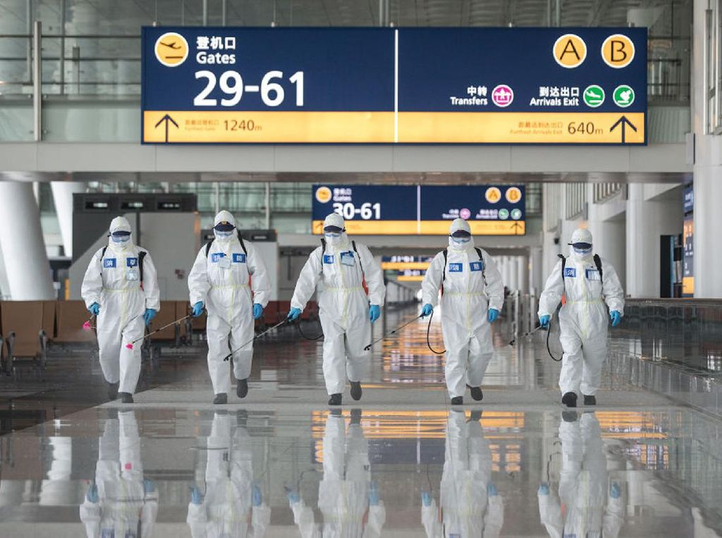 WHO Minta China Kerja Sama Ungkap Misteri Asal-usul COVID-19