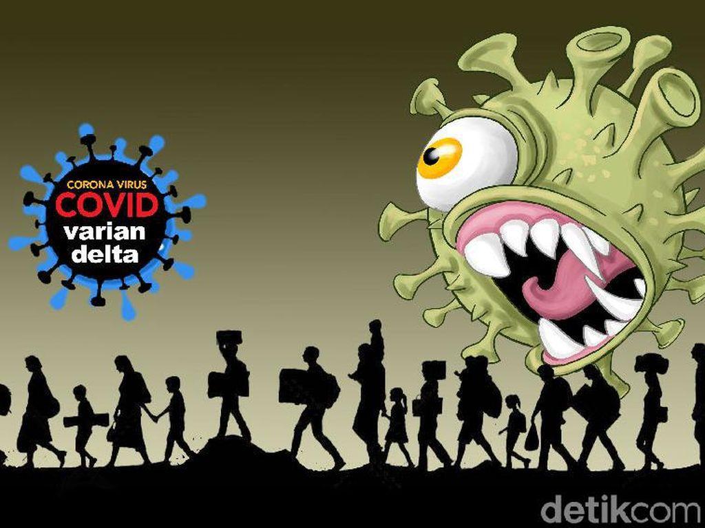 Ada 24 Ribu Pelanggar Prokes COVID-19 di Surabaya, Denda Capai Rp 3,7 Miliar