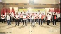 Kontingen Olimpiade Indonesia Tiba di Tanah Air!