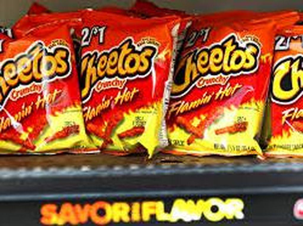 Cheetos, Lays dan Doritos Berhenti Beredar di RI, Ternyata Mau Ganti Nama?