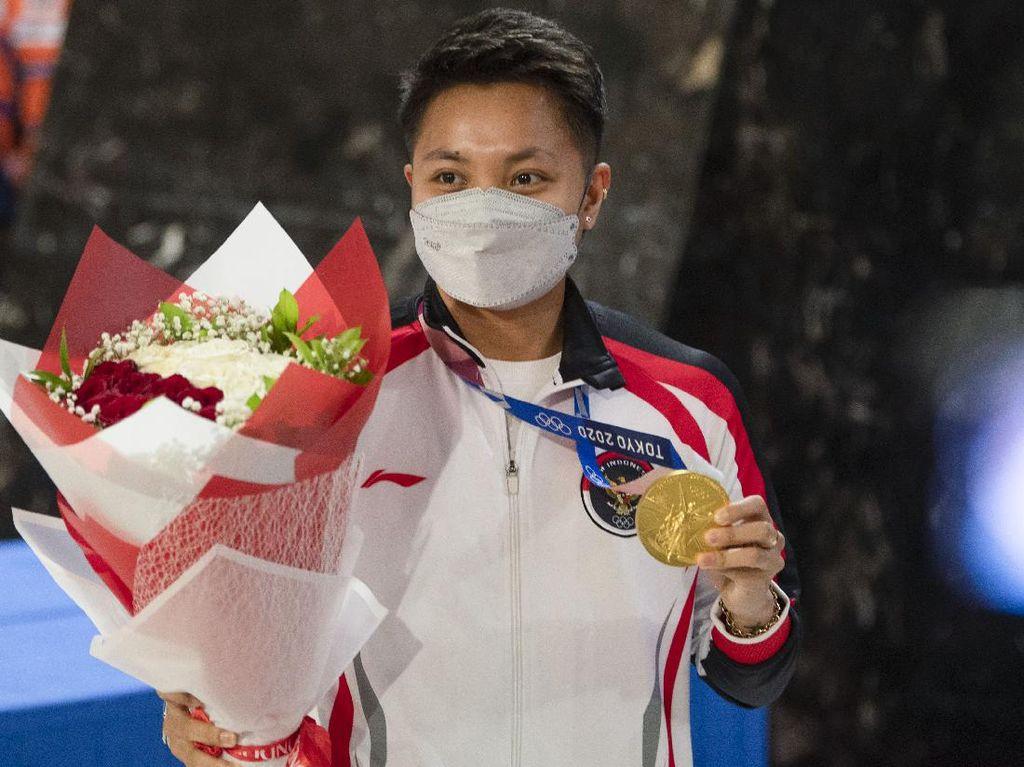 Medali Olimpiade Tokyo 2020 dari Bahan Daur Ulang? Ini Faktanya!