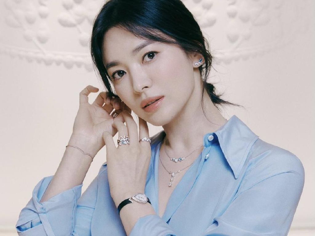 Potret Gemas Masa Kecil 5 Akrtis Korea, Song Hye Kyo hingga Kim Ji Won