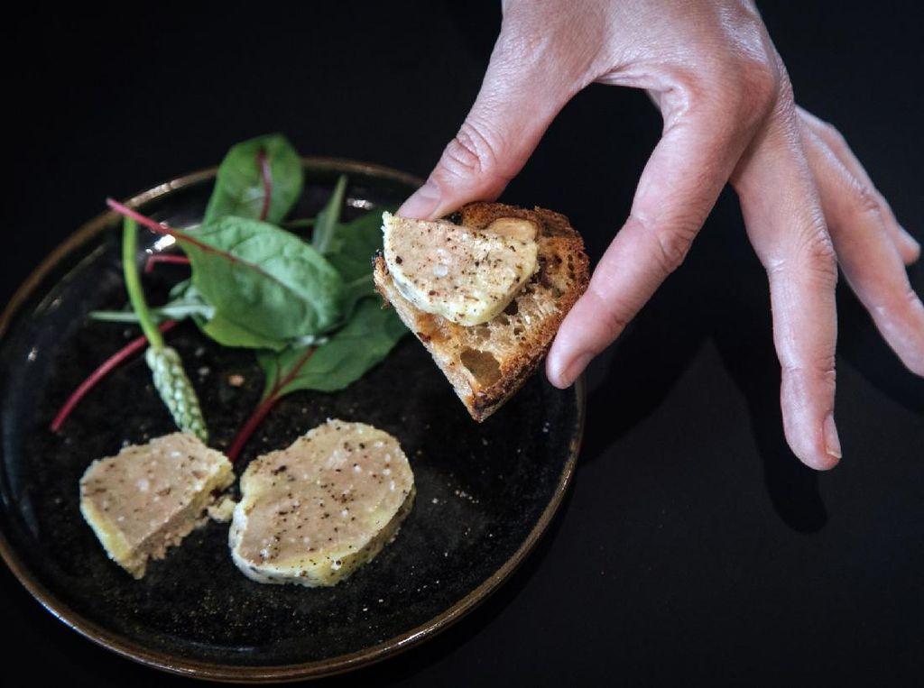 Tak Seperti Foie Gras Sisca Kohl, Foie Gras Buatan Lab Ini 90% Mirip Aslinya